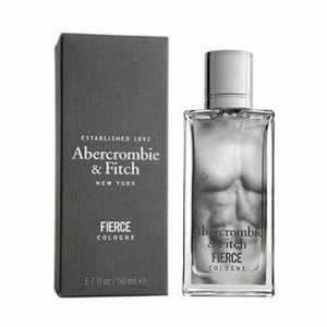 Abercrombie & Fitch FIERCE Cologne 50ml - NEU & 100% ORIGINAL