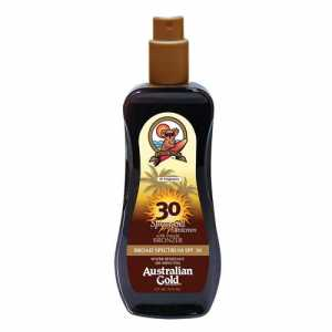 Australian Gold Sonnenschutz Spray with Bronzer SPF 30 plus, 237 ml
