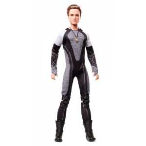 Barbie Collector - The Hunger Games - Catching Fire - Peeta Mellark Doll