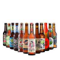 Craft Beer Paket This is IPA (2 x 0.5 l, 10 x 0.33 l)
