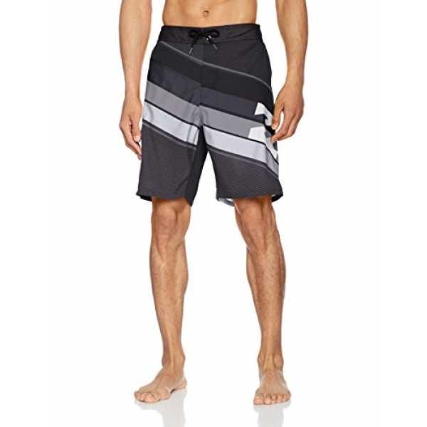 Billabong Herren Slice Layback 20 Shorts, Black, M