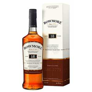 Bowmore Single Malt Scotch Whisky 18 Jahre (1 x 0.7 l)