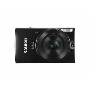 Canon IXUS 190 Digitalkamera (20 Megapixel, 10x optischer Zoom, 6,8 cm (2,7 Zoll) LCD Display, WLAN, NFC, HD Movies) ...