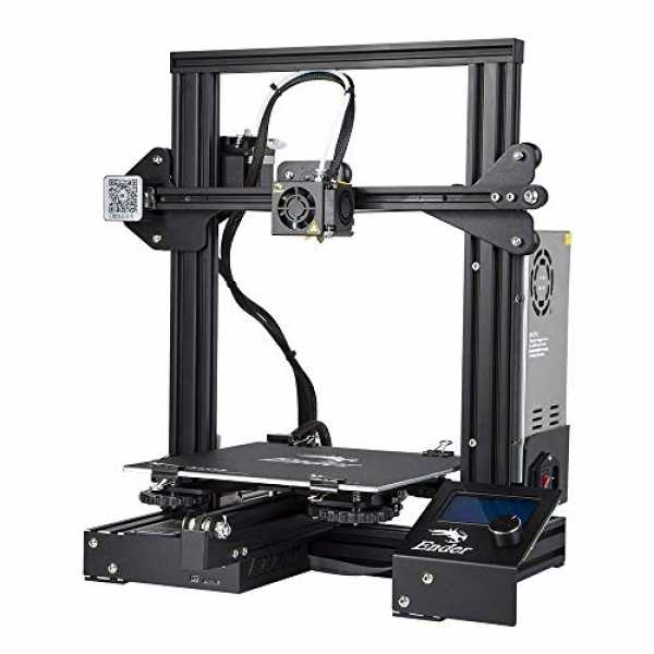 Comgrow Creality Ender 3 3D-Drucker Aluminum DIY with Resume Print 220 * 220 * 250mm