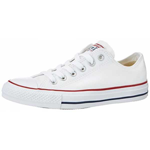 Converse - Chuck Taylor All Star-Schuhe (M7652) Low Top in Weiß Optical, EUR: 43, Optical White