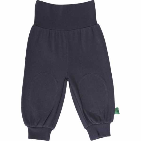 Fred's World by Green Cotton Unisex Baby Hose Alfa Pants, Grau (Ink 019401901), 74