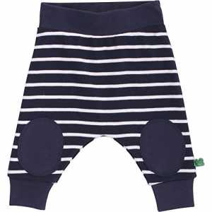 Fred's World by Green Cotton Unisex Baby Hose Stripe Funky Pants, Blau (Navy 019392001), 86