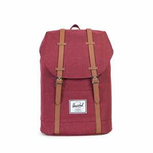 Herschel Retreat Rucksack, 43 cm, 19.5 L, Winetastin