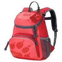 Jack Wolfskin Unisex - Kinder Rucksack Little Joe, grapefruit, 32 x 29 x 2cm, 11 liters, 26221