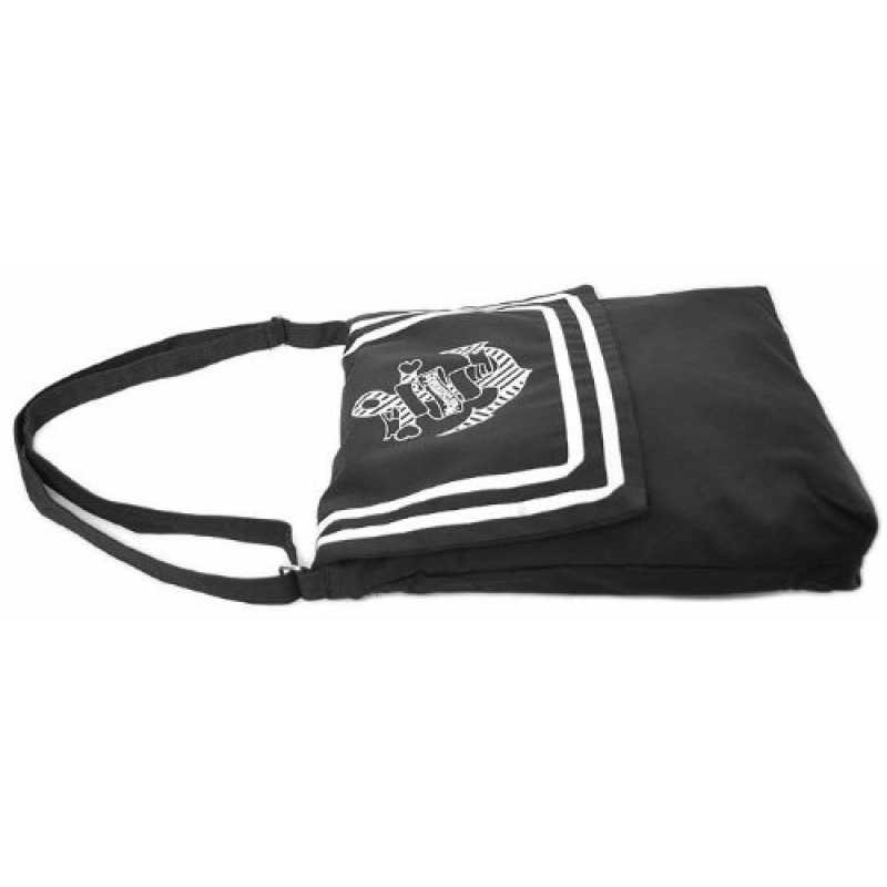 Küstenluder MATROSENMÄDEL Canvas Sailor TASCHE Shopper Rockabilly