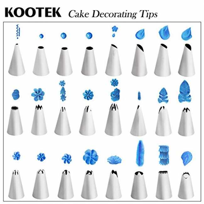 Cake Frosting Accessories
