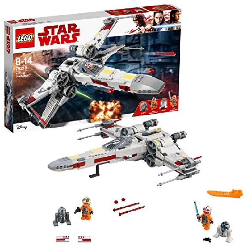 LEGO Star Wars X Wing Starfighter (75218), Star Wars Spie