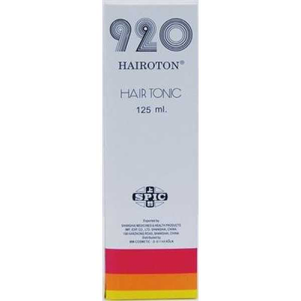 MM-Cosmetic 920 Hairoton Hair Tonic, 1er Pack (1 x 0,125 L)