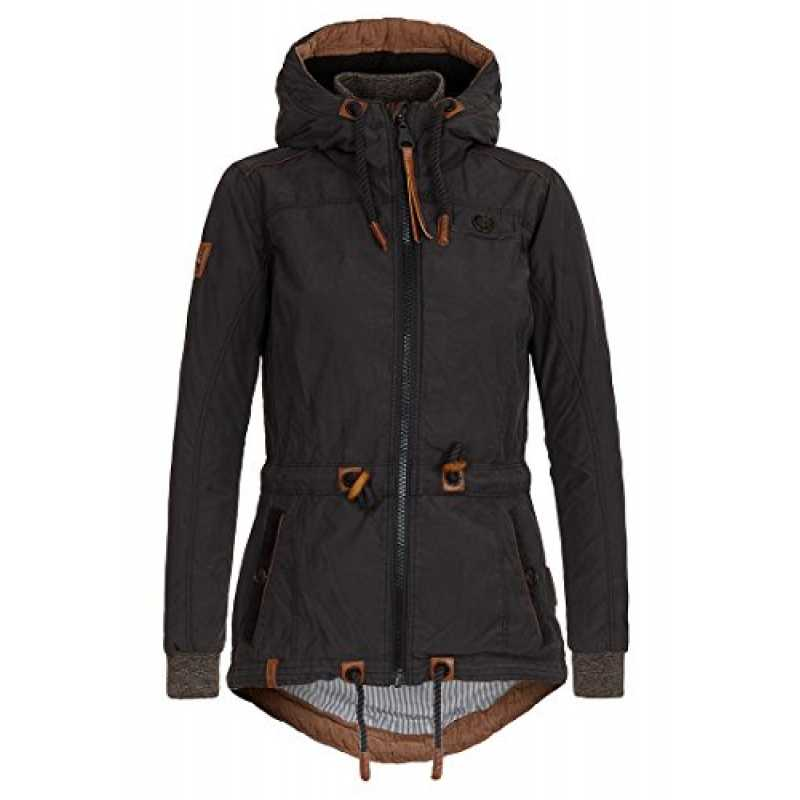 Naketano Female Jacket Schlaubär Black, M Trend 2020