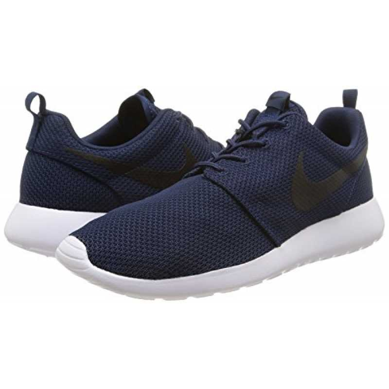 Nike NIKE ROSHE ONE, Herren Sneakers, Blau (405 MIDNIGHT