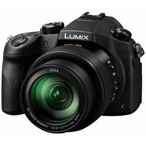 Panasonic Lumix DMC-FZ1000EG Superzoom Digitalkamera (20 Megapixel, 16-fach opt. Zoom, 1 MOS-Sensor, 7,5 cm (3 Zoll) LCD-Display, 4K/UHD-Aufnahme, ...