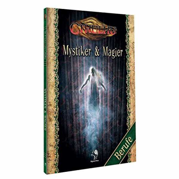 Cthulhu: Mystiker & Magier (Soft Cover)