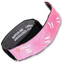 Relags Kinder Littlelife Safety Id Armband, Rosa, One Size